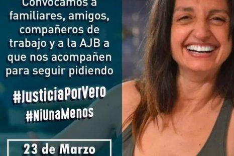 Vuelven a pedir justicia por Veronica Dessio