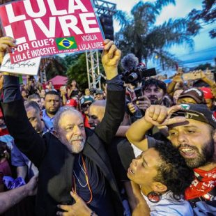Anularon las condenas contra Lula