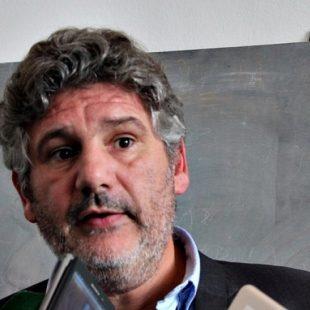 Negrelli maltrató y acusó de «terrorista» a una periodista
