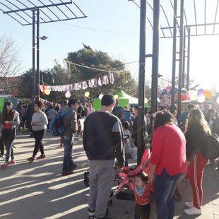 La ciudadanía se movilizó contra la privatización del Parque Cívico de Berisso