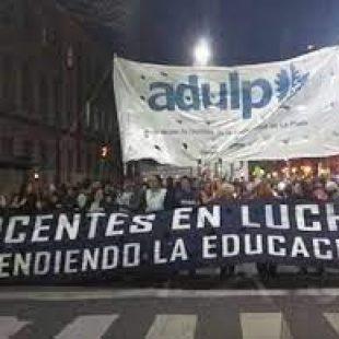 ADULP realiza una jornada de protesta virtual