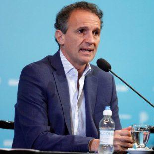 Gabriel Katopodis fue designado transitoriamente como ministro de Transporte