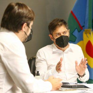 La provincia de Buenos Aires adhirió a las medidas nacionales