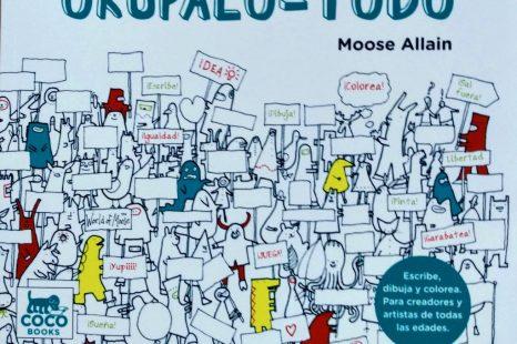 El Chiringuito: libros para garabatear