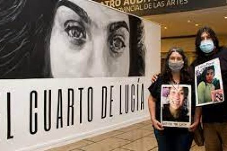 El cuarto de Lucía Pérez llega a La Plata