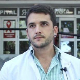 """Manuel De Battista: """"No diría que el foco de contagio hoy sea la escuela"""""""