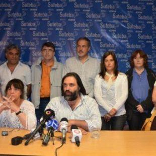 SUTEBA pidió una reunión para analizar la continuidad de las clases presenciales