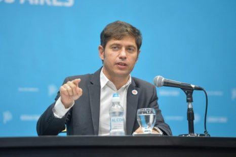 Axel Kicillof anunciará nuevas medidas de prevención sanitaria