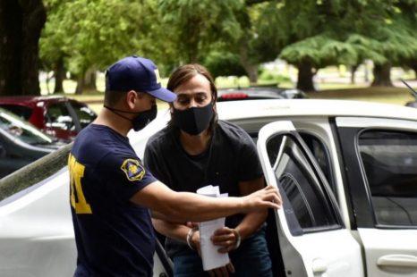 Le otorgan la prisión domiciliaria a Buzali, el marido de Píparo deberá usar tobillera
