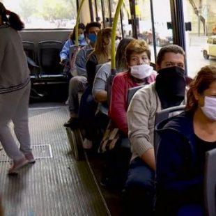 Quienes deberán tramitar el permiso para usar transporte público