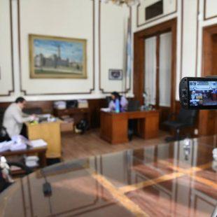 El Concejo Deliberante realizó la tercera sesión ordinaria