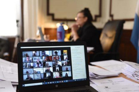 El Concejo Deliberante vuelve a sesionar con modalidad online