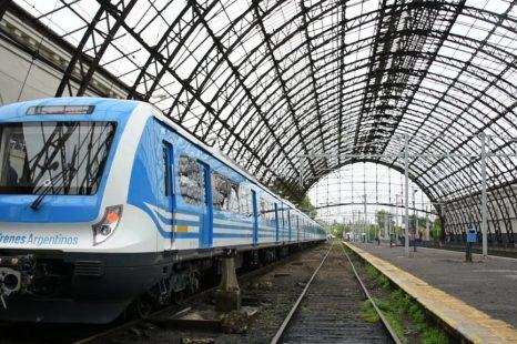 Colocarán un nuevo techo a la estación de trenes