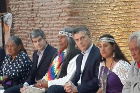 Pueblos Originarios exigen la derogación de un decreto sancionado por Macri