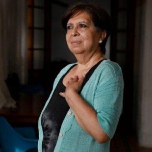 Olga Díaz: «Nunca más una menos. Nunca más una mujer que sea dejada a la deriva. Nunca más»