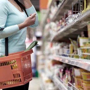 El Índice de Precios al Consumidor subió un 4,8% en marzo