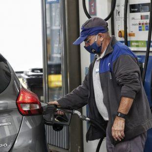 Vuelve a aumentar la nafta