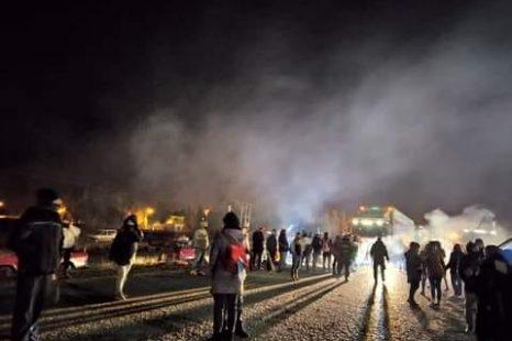 CHUBUT: Cortes y tomas por el rechazo a la Iniciativa Popular contra la megamineria