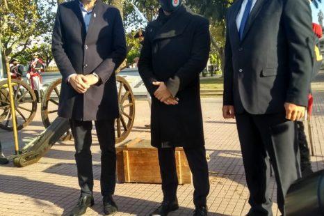 Mario Secco en el 220° aniversario de Ensenada: «Habrá muchos actos pero todos terminarán antes de las 20»