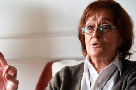 La política de duelo: falleció Alcira Argumedo