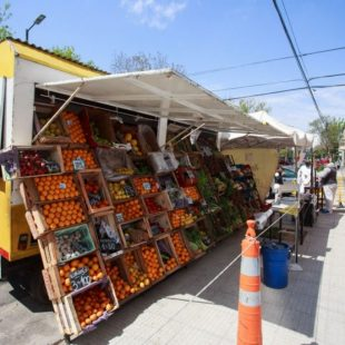 Instalarán una feria de alimentos a precios populares en Hernández