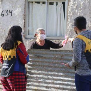 En Altos de San Lorenzo se registró un 39% de casos positivos de covid-19