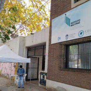 Funcionará un nuevo centro de hisopados rápidos en La Plata