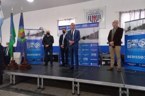 Berisso celebra los 150 años de su fundación