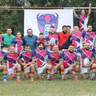Ciervos Pampas Rugby: primer equipo de rugby diverso de la región