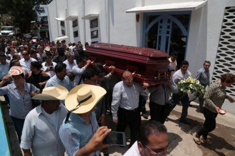 MEXICO: «Cada vez tenemos elecciones más violentas»