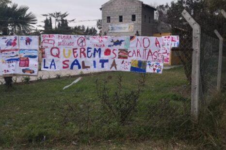 Vecinos de El rincón movilizan al Municipio contra la entrega de terreno a Cáritas