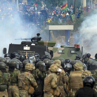 Imputaron a Mauricio Macri y Patricia Bulrich por enviar armas a la dictadura de Bolivia