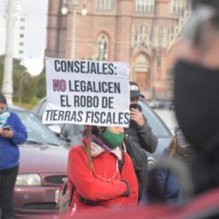 Vecinos de El Rincón exigen la separación de la Iglesia y el Estado
