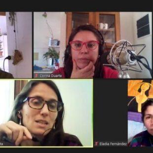 """Elizabeth Gomez Alcorta: """"En materia de políticas de diversidad, no hay otro país como Argentina"""""""
