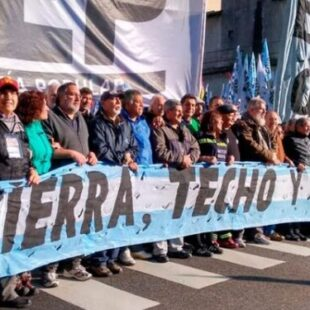 Convocaron una Asamblea de los Movimientos Populares este medio día en La Plata