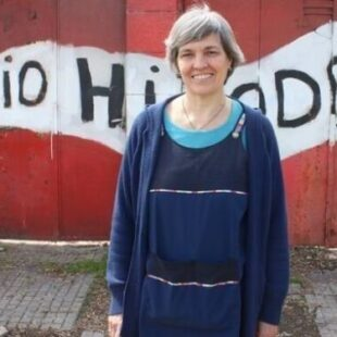 Ana María Stelman: «Lo mejor que tiene una buena docente, son buenos alumnos y alumnas»