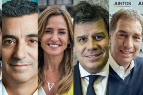Juntos obtuvo un 38% de votos, seguido por el Frente de todos con 33,7%