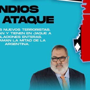 """Repudio al racismo en Canal 13: """"Llaman a la represión»"""