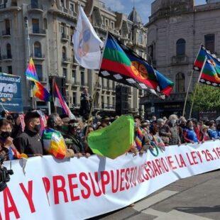 Pueblos originarios reclaman la prorroga de la Ley de Emergencia Territorial 26.160