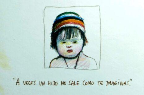 «Mallko y papá», libro ilustrado sobre infancias con síndrome de Down